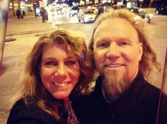 Meri Brown Celebrates Anniversary With Kody Brown