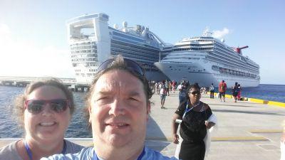 Cruise through the Caribbean last fall